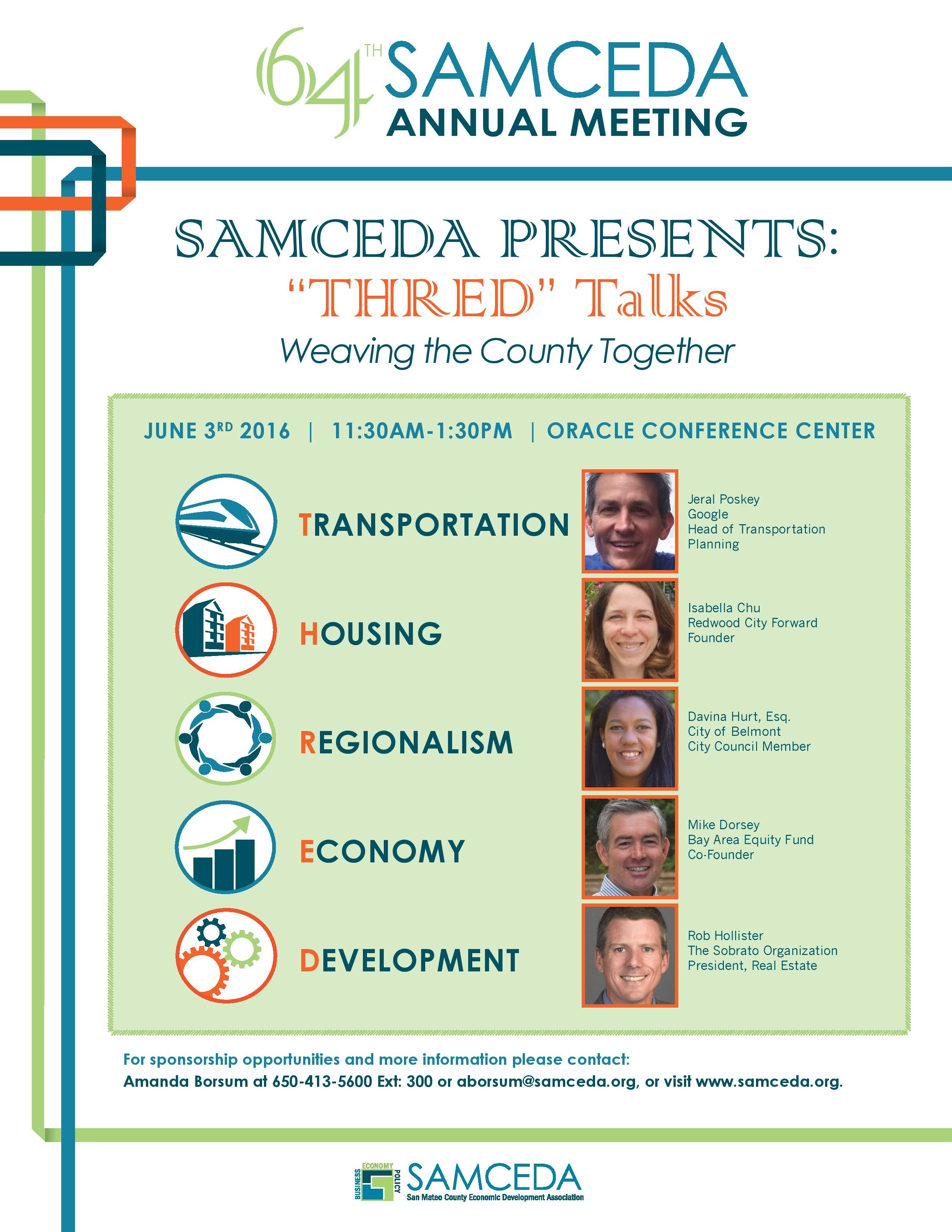th annual meeting samceda in case you missed the event you can view it here